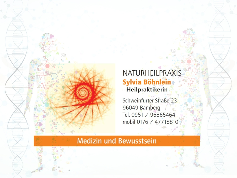 Naturheilpraxis Sylvia Böhnlein in Bamberg - BewusstseinsMedizin